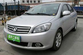 长城C30 2012款 1.5L CVT舒适型