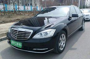 奔驰S级 2012款 S 300 L 商务简配型(进口)