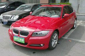 宝马3系 2012款 320i 豪华型