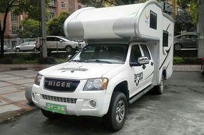 海格龙威 梦之旅 2014款2.2L手动旅行车