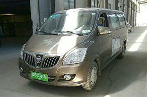 福田蒙派克E 2011款 2.0L-M200L财富快车经典版4G63S4M