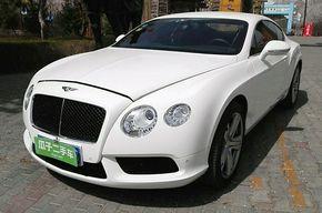 宾利欧陆 2012款 4.0T GT V8