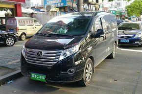 江淮瑞风M5 2013款 2.0T 汽油自动公务版