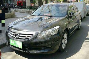 本田雅阁 2011款 2.4L EX Navi