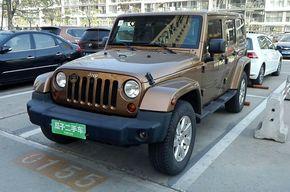 Jeep牧马人 2011款 3.8L 四门版 Sahara(进口)