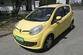 长安奔奔mini 2010款 1.0L 手动标准型