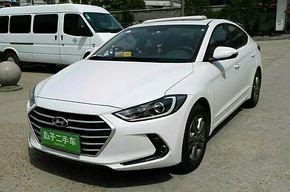 现代领动 2016款 1.6L 手动智炫·活力型