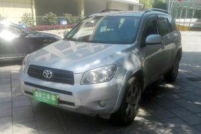 丰田RAV4 2006款 2.4 豪华型(进口)