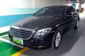 奔驰S级 2014款 S 400 L 尊贵型(进口)