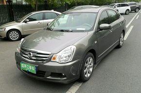 日产轩逸 2009款 1.6XL 自动豪华天窗版