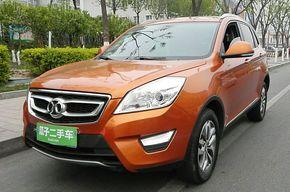 北汽绅宝绅宝X65 2015款 2.0T 自动舒适型