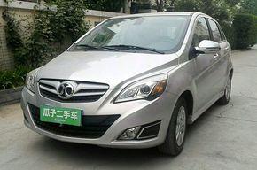 北京汽车E系列 北汽E150 电动