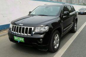 Jeep大切诺基 2012款 3.6L 舒适导航版(进口)