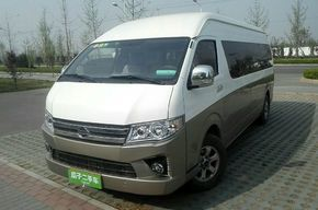 海格H6C 2016款 2.7L汽油版G4BA-4
