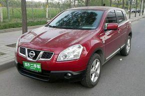 日产逍客 2012款 2.0XV 雷 CVT 2WD