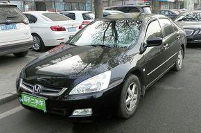 本田雅阁 2007款 2.4L 自动豪华精典版