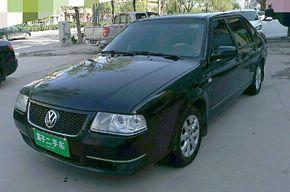 大众桑塔纳志俊 2008款 1.8L 手动实尚型