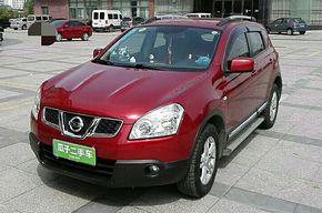 日产逍客 2011款 2.0XL 火 6MT 2WD
