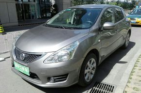 日产骐达 2011款 1.6L 手动舒适型