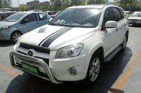 丰田RAV4 2011款 2.0L 手动四驱版