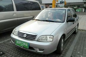 铃木羚羊 2011款 1.3L 基本型