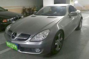 奔驰SLK级 2010款 SLK 200K(进口)