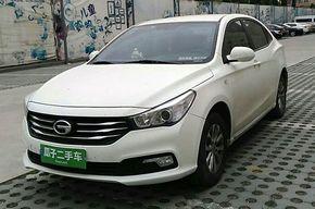 传祺GA3 2013款 1.6L 手动精英版