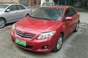 丰田卡罗拉 2008款 1.8L 自动GL-i天窗特别版