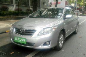 丰田卡罗拉 2007款 1.6L 自动GL
