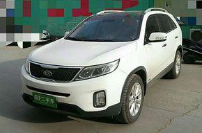 起亚索兰托 2013款 2.2T 7座柴油豪华版(进口)
