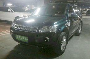 路虎神行者2 2013款 2.0T Si4 SE汽油版(进口)