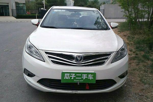 长安逸动 2013款1.6L手动豪华型