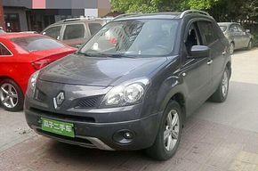 雷诺科雷傲 2010款 2.5L 两驱舒适型(进口)