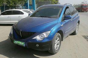 双龙爱腾 2011款 2.0T 两驱豪华柴油版