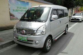 陕汽通家福家 2011款 1.3L 舒适型