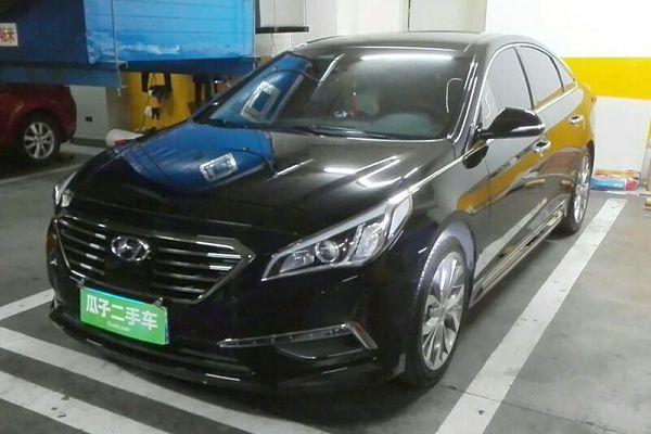 现代索纳塔九 2015款 2.4L TOP旗舰型