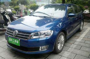 大众朗行 2013款 1.6L 自动舒适型