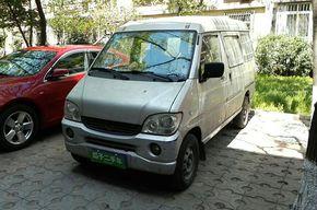 五菱之光 2010款 1.2L新版实用型短车身LAQ