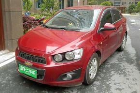 雪佛兰爱唯欧 2011款 三厢 1.4L MT SE