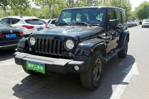 Jeep牧马人 2016款 3.0L 75周年致敬版(进口)