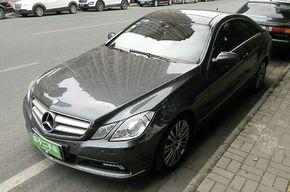奔驰E级 2010款 E 260 CGI Coupe(进口)