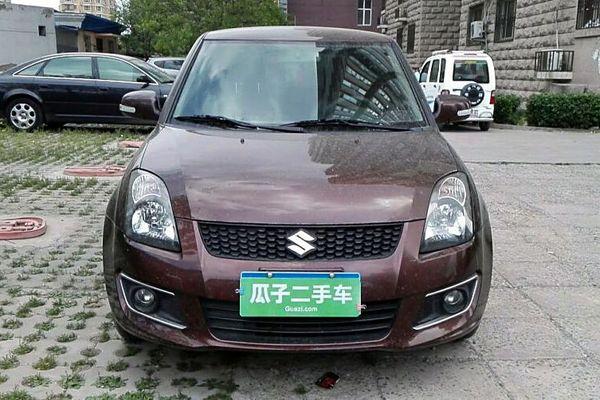 铃木雨燕 2013款 1.5L 手动运动版