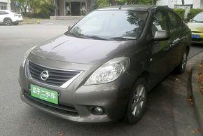 日产阳光 2011款 1.5XV CVT尊贵版