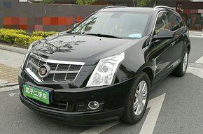 凯迪拉克SRX 2011款 3.0L 豪华型(进口)