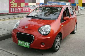 吉利熊猫 2011款 1.3L 手动舒适型