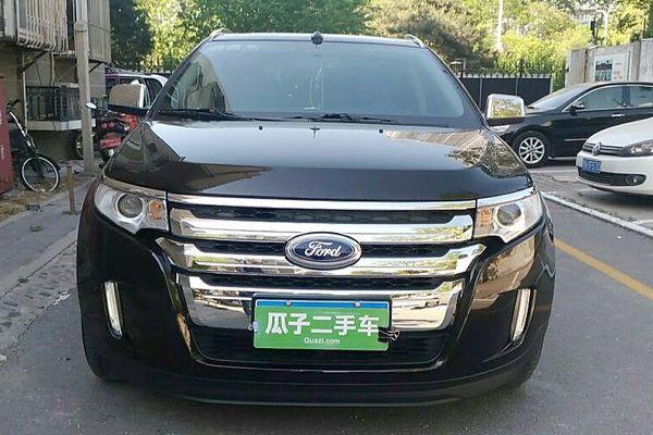 福特锐界 2012款 2.0T 精锐天窗版(进口)