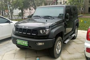 北京BJ40 2014款 2.4L 手动穿越版