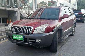 江淮瑞鹰 2010款 1.9T 高原版豪华型