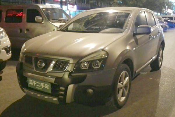 日产逍客 2011款 2.0XV 雷 CVT 2WD