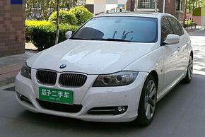 宝马3系 2011款 320i 豪华型